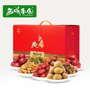 West Orchard Chinese Mixed Fruits Snacks